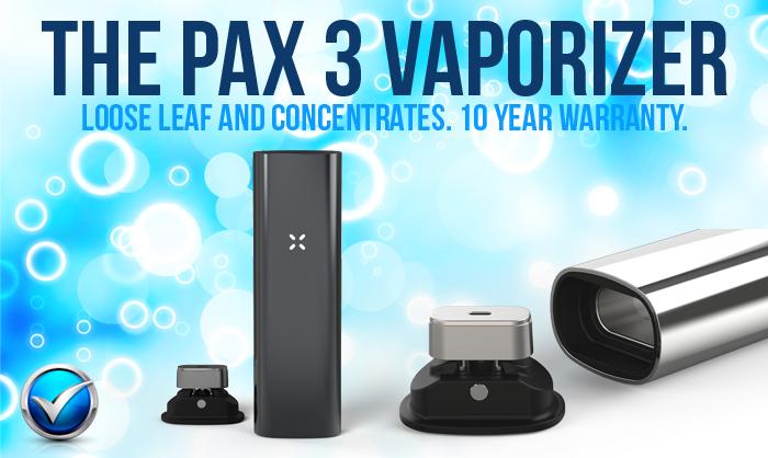 The-Pax-3-Vaporizer serenitysmokeshop.com