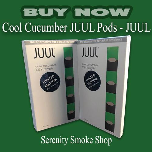 serenitysmokeshop.com coolcucumber