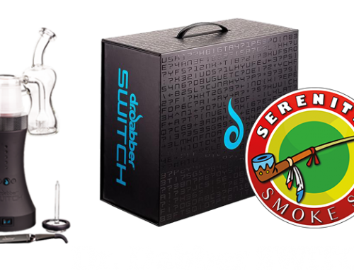 The Dr. Dabber SWITCH is an advanced dual-use vaporizer