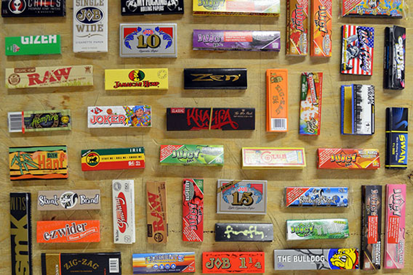 best rolling papers of 2018.