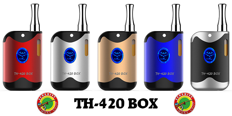 Kangvape TH-420 Box Kit @SERENITY SMOKE SHOP