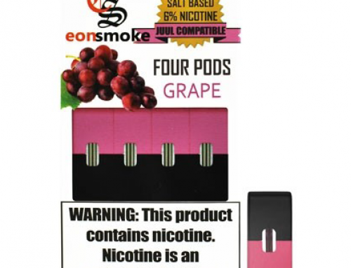 Grape Eon Pods by EonSmoke (Juul Compatible) @serenitysmokeshop